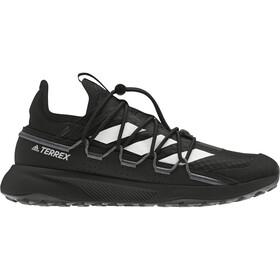 adidas TERREX Voyager HEAT.RDY Travel Shoes Men core black/chalk white/grey two